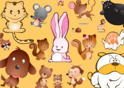 Las mascotas (Pets)