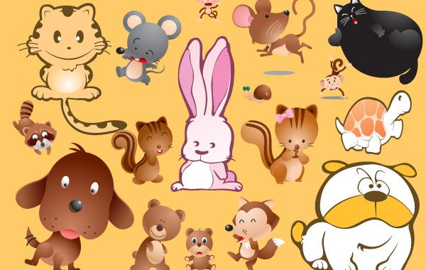 cartoon-pets-las-mascotas