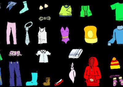 La ropa – Clothes